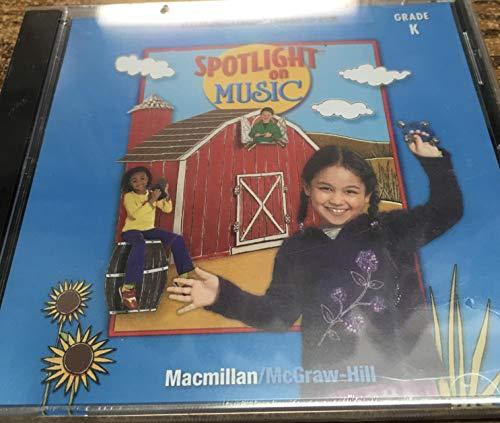 Spotlight On Music Electronic Student Edition Grade K