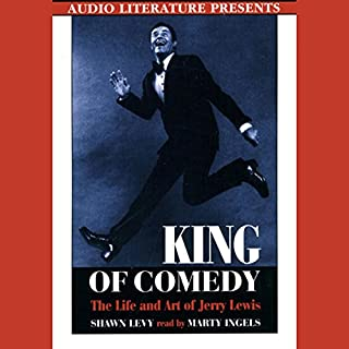 King of Comedy cover art