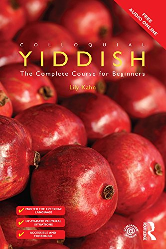 Colloquial Yiddish (English Edition)