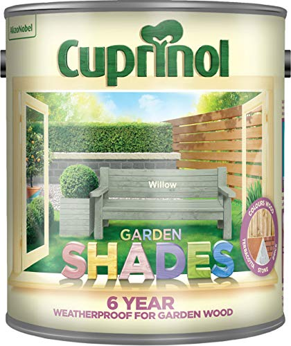 Cuprinol Garden Shades - Willow (2.5L)