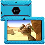 Contixo V8-2 7' Android 16GB Kids Tablet Parental Control Learning Education Apps on Google Certified Playstore Toy Tablet for Kids, Kids- Proof, WiFi Camera Best Gift (Blue)