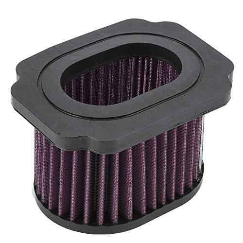 Suuonee Luftfilter, Motorluftreiniger Filterreiniger Fit für MT-07 FZ-07 XSR700 689 2016