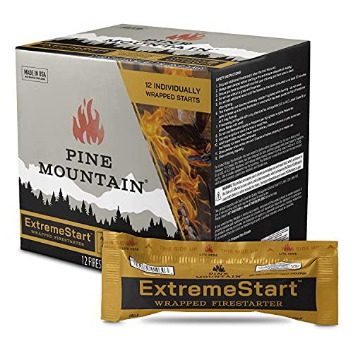 Pine Mountain ES 24CT ExtremeStart Wrapped Starters, 24 Starts...