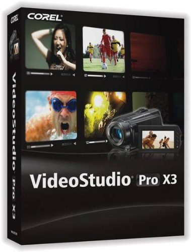 Corel VideoStudio Pro X3 (Mini Box)