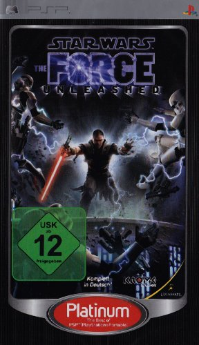 Star Wars: The Force Unleashed - Platinum