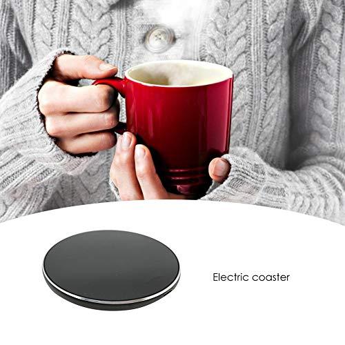 mejores Calentadores de bebidas USB Calentador de tazas de café USB, Calentadores de bebidas USB portátiles, Bebidas Calentador de tazas de té Calentadores de calefacción para oficina/uso doméstico