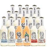 15 Stk Weinpaket - 9x Weissweinschorle, 3x Weisswein-Basilikum, 3x Rosé-Orangenlimonade (15x0,275l)