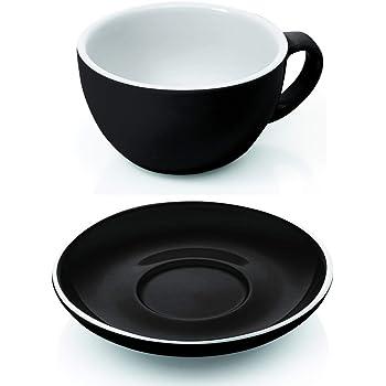12 Teilige Teetassen Set Teeservice Cappuccino Kaffeebecher Set Porzellan Neu