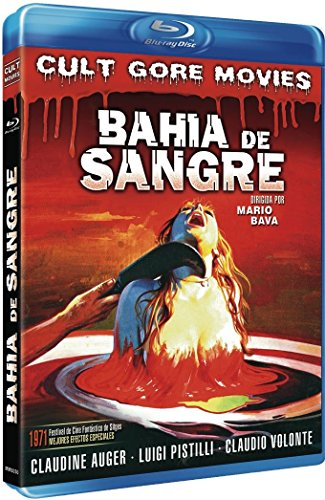 Bay of Blood - Bahia de Sangre (Reazione A Catena) Blu-Ray - Import from Spain -Region B