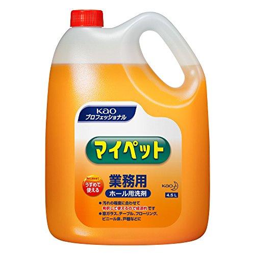 花王 マイペット 業務用 4.5L