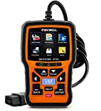 Code Reader, FOXWELL NT301 Car Obd2 Code Scanner Universal Check Engine Light Diagnostic
