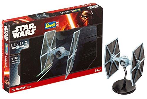 Revell Star Wars Tie Fighter, Kit modele, Escala 1:110 (03605)