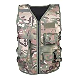 Keenso Camouflage Vest,...image