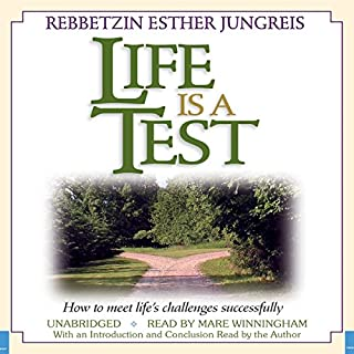 Life Is a Test audiobook cover art
