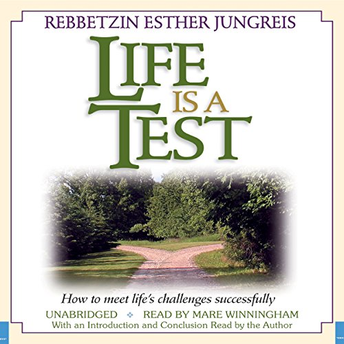 Life Is a Test cover art
