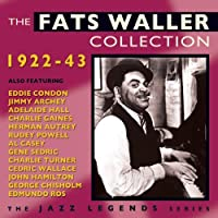 The Fats Waller Collection 1922-43 by Fats Waller (2013-08-11)