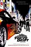 The Fast and the Furious: Tokyo Drift Movie Poster (68,58 x