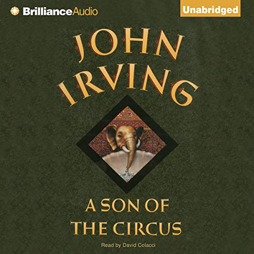 A Son of the Circus                   By:                                                                                                                                 John Irving                               Narrated by:                                                                                                                                 David Colacci                      Length: 26 hrs and 50 mins     703 ratings     Overall 3.9