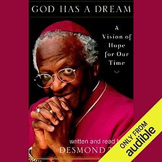 God Has a Dream audiobook cover art