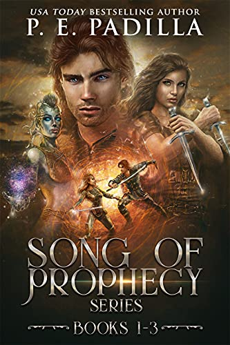 Song of Prophecy Series Box Set