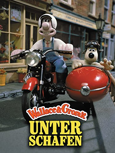 Wallace & Gromit - Unter Schafen [dt./OV]