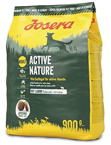 Josera Exklusiv Active Nature 900g (Menge: 5 je Bestelleinheit)