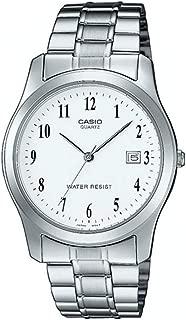 Collection LTP-1141PA-7BEF, Reloj Redondo, Acero Inoxidable, Mujer, Plateado