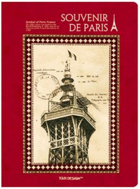 Paris Stitch Line Notebook (M)