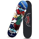 <span class='highlight'>Kup</span>e 9 Adult Four-wheel Skate Board Double Snubby Maple Skateboard Long Board 23 Colors,R