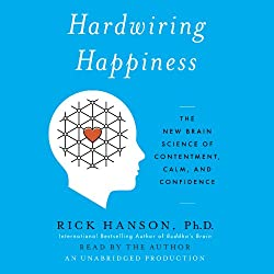 Hardwiring Happiness book cover