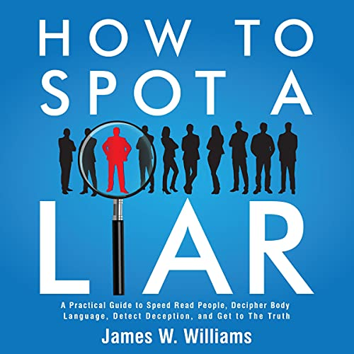 How to Spot a Liar cover art
