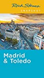 Rick Steves Snapshot Madrid & Toledo (Fifth Edition) [Idioma Inglés]