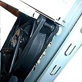 Remache de pasador de tornillo de montaje antivibración de goma de 32 piezas para ventiladores de caja de PC tornillos antivibración tornillos de silicona asimilación de ruido