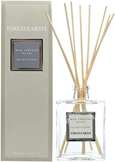 Fired Earth Earl Grey and Vetivert 200ml Reed Diffuser