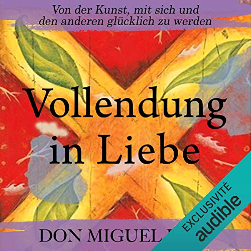 Couverture de Vollendung in Liebe