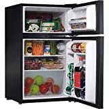 Best Dorm Fridges - 2 Door Dorm Size Refrigerator Review