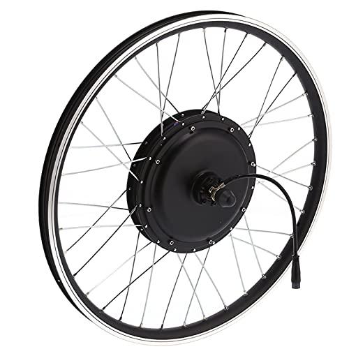 SPYMINNPOO Kit de conversión de Bicicleta eléctrica, Motor de Rueda de Bicicleta eléctrica de 26 Pulgadas, 48 V, 1000 W, Kit de conversión Compatible con Pantalla KT-LCD3