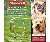 Staywell 270mascotas Puerta–Transparente