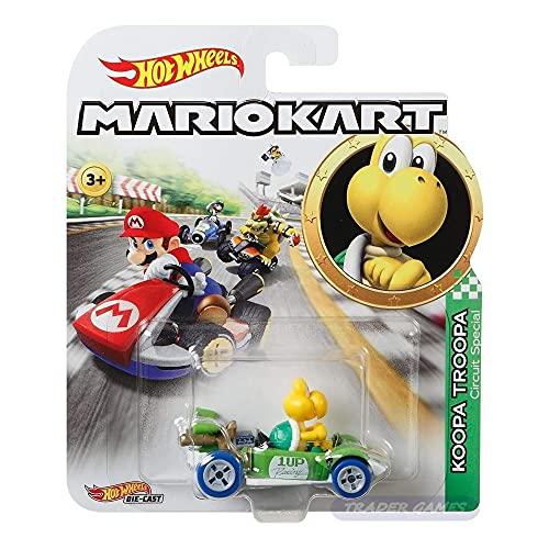 Mario Kart - Koopa Troopa Circuito Especial - 1/64