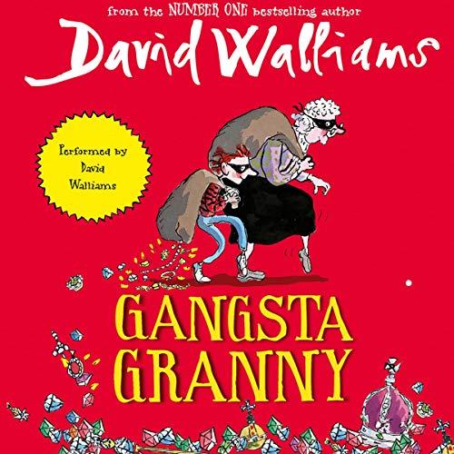 Gangsta Granny cover art