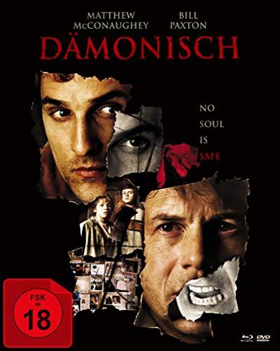 Dämonisch - Mediabook (+ 2 DVDs) [Blu-ray]