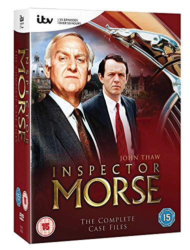 Inspector Morse: Series 1-12 [DVD] by John Thaw