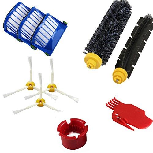Lacaca kit di ricambio per iRobot Roomba 600610620650Series aspirapolvere