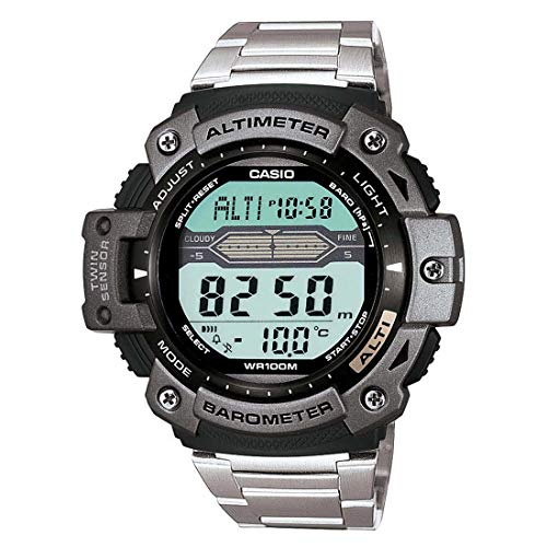 CASIO Collection SGW-300HD-1A Outdoor Uhr Herrenuhr Altimeter Barometer