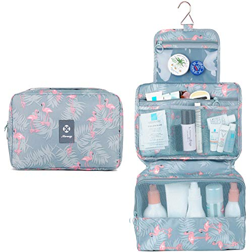 Narwey Hanging Travel Toiletry Bag