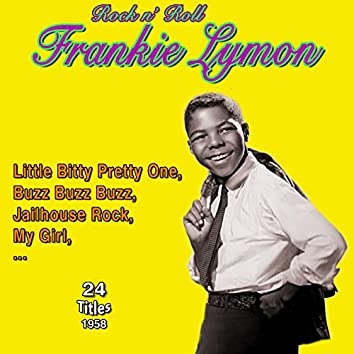 Rock & Roll With - Frankie Lymon (24 Titles 1958)