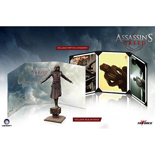 TriForce Assassin's Creed - Statuette 1/5 Aguilar 35 cm