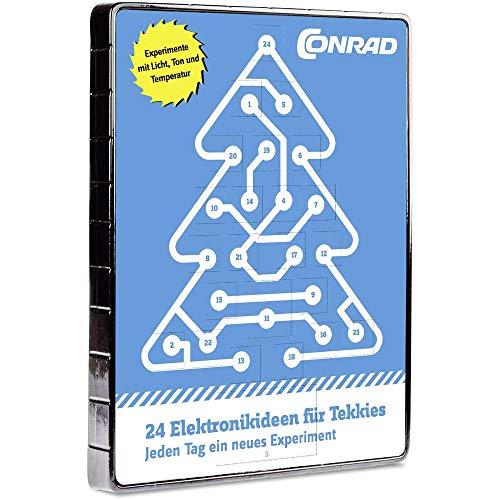 Conrad LED-Kalender Adventskalender