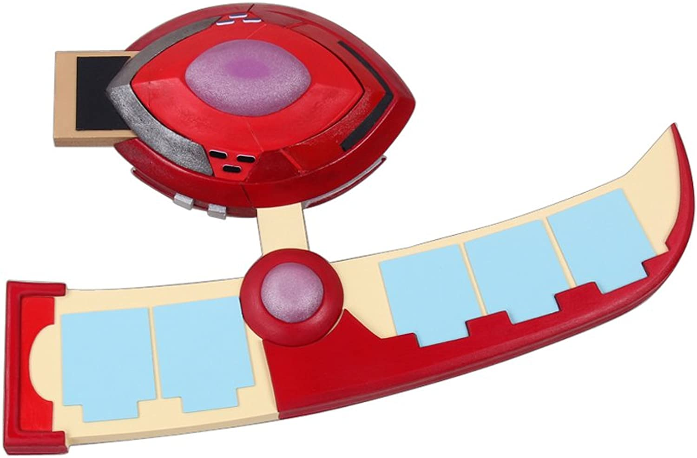 autorización Yu-Gi-Oh  cosJugar prop prop prop Akiza Izinski Akiza's hybrid Disk  apresurado a ver
