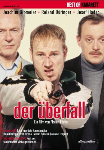 Hold-Up (2000) ( Der ??berfall ) [ NON-USA FORMAT, PAL, Reg.2 Import - Germany ] by Roland D??ringer